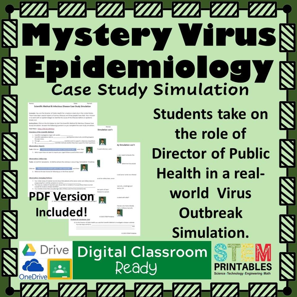 Mystery Virus Epidemiology