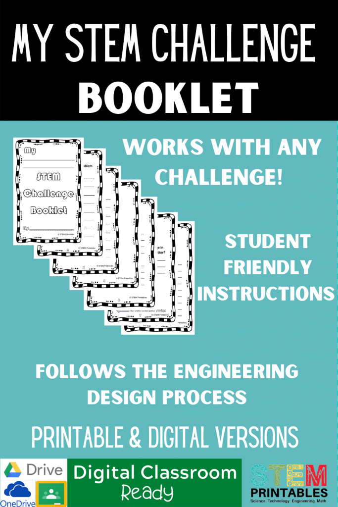 STEM Challenge Booklet
